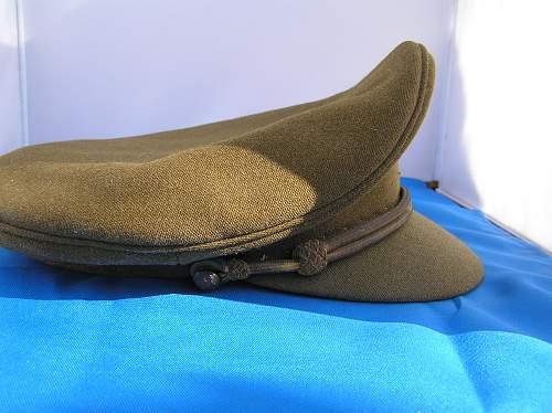 Canadian Cap WW2