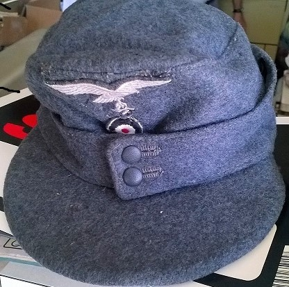Could someone help identify this hat?