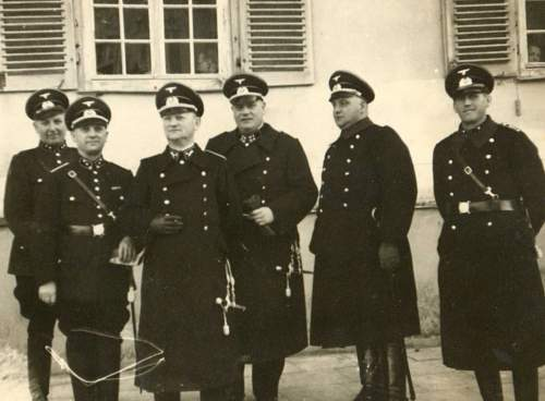 Bahnschutz visor cap - em/nco