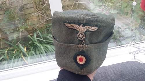 German Cap?