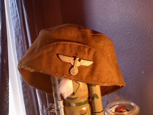 Value of this Heer cap