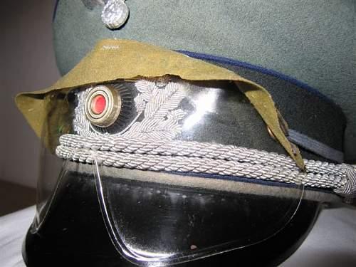 Rommel's Goggles