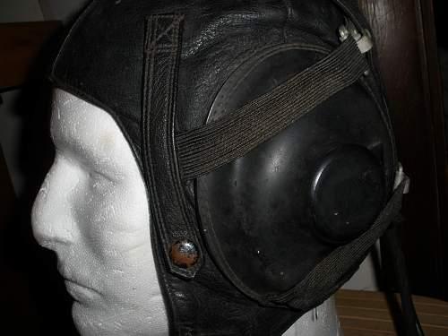 luft pilot helmet