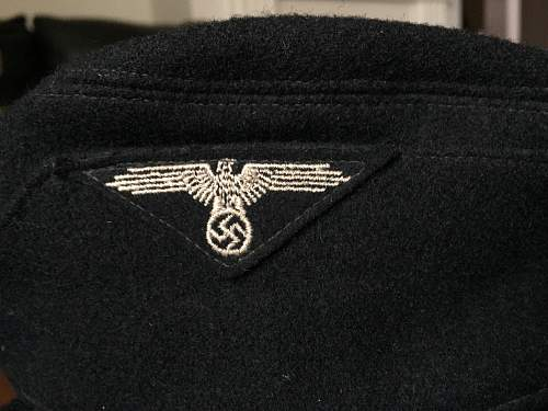 Standard Allgemeine-SS Feldmutze for Review