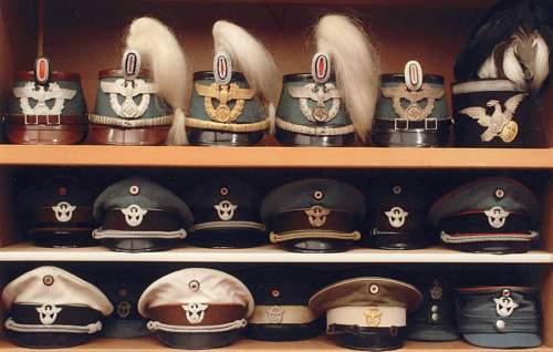 Advanced Soft Headgear Collection Stolen