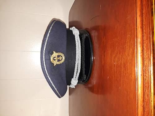 Wasserschutzpolizei visor help......