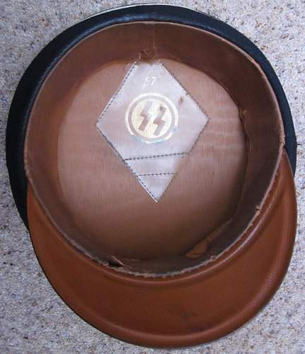 Black cap SS expertise please