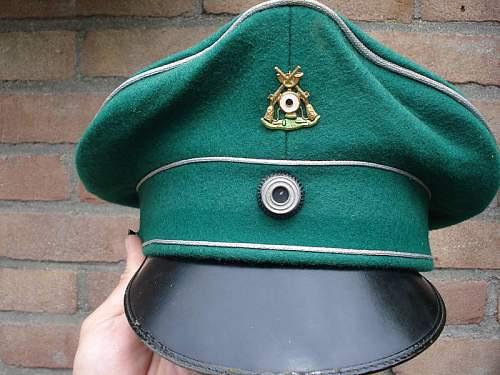 heer visor 1st model or pre war?