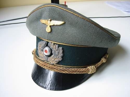 General visor authentication
