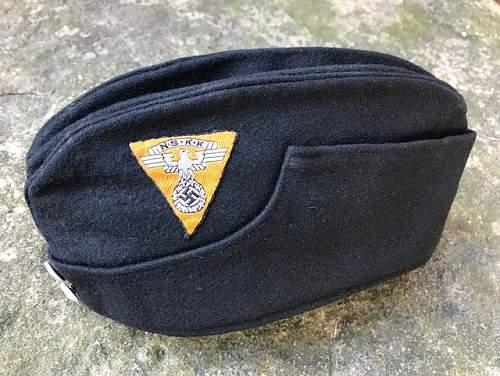 NSKK Overseas Hat & Insignia