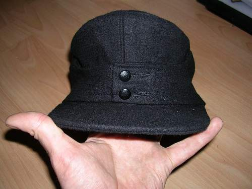 what is this german cap