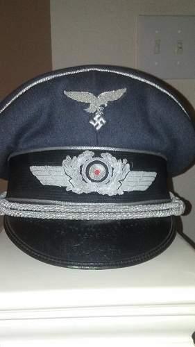 Luftwaffe Erel Visor