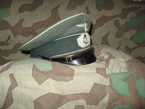Heer Infantry visor--thoughts?