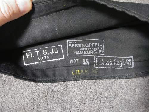LW Mechanics Cap Unit Marked