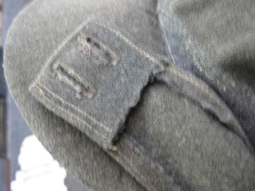 Some M-43 caps