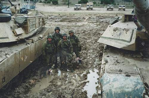 My Panzer Caps.