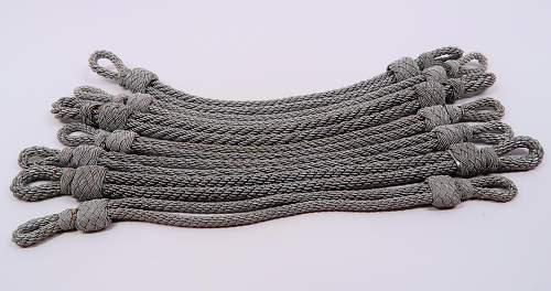 identifying these visor cap chin cords