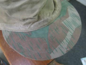 Splinter Pattern Field Cap