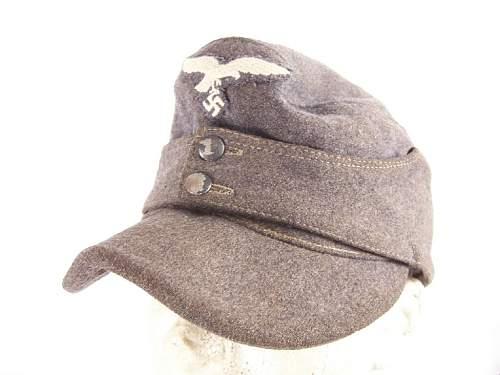 Luftwaffe Field Cap