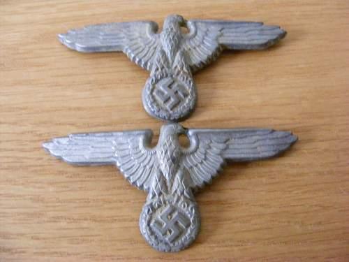 Various Cap Eagles