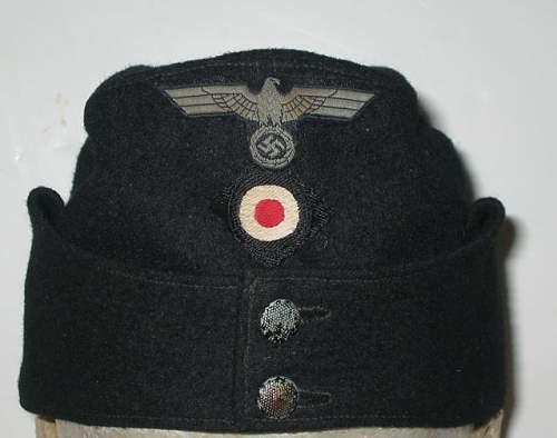 is this m43 Einheitsfeldmutze original?