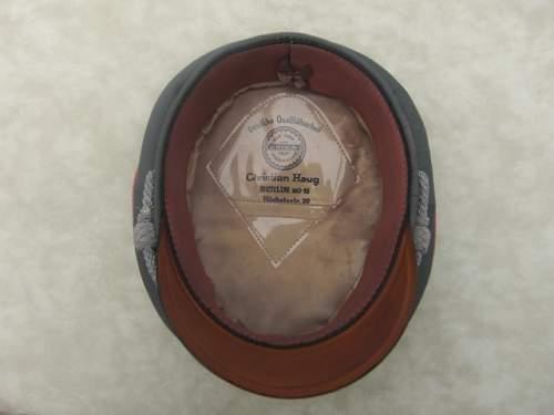 Original SS or Fake cap?
