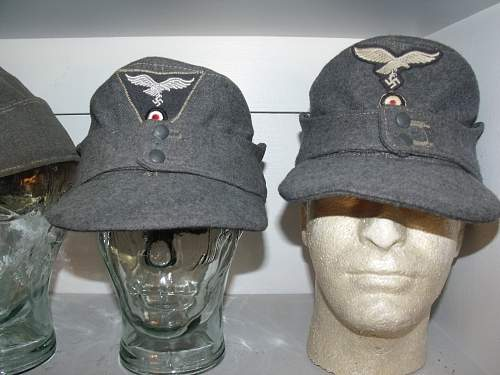 Opinions on collecting Cloth headgear