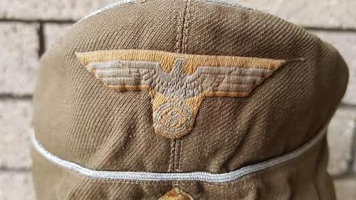 Tropical Officers M40 Cap