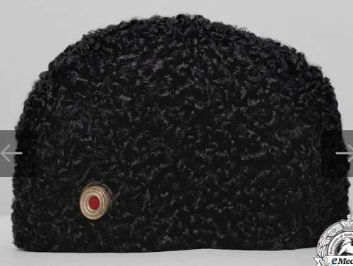 Cossack Volunteers Hat