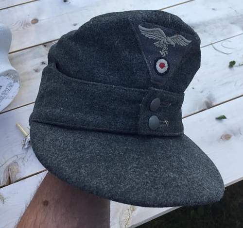 Opinions on this Luftwaffe M43