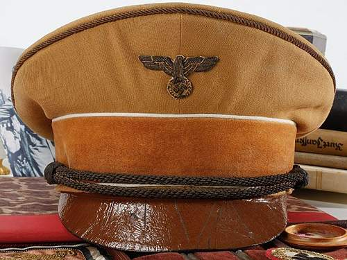 Hitler's Hat Up For Auction