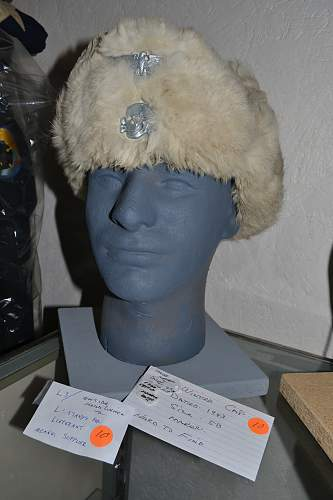 1943 Winter Cap or is it?