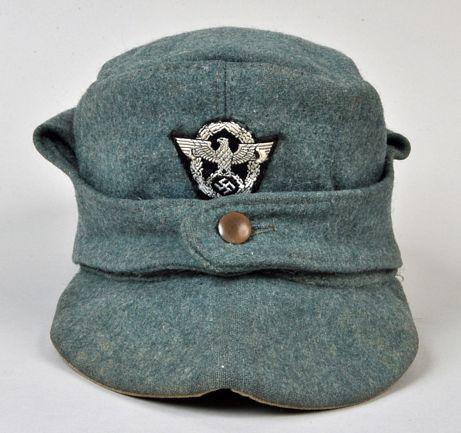 Original  police M43?