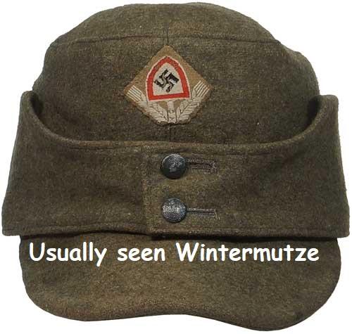 RAD Wintermutze for review
