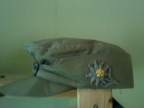 I need help Identifying this GebirgsJager Hat.