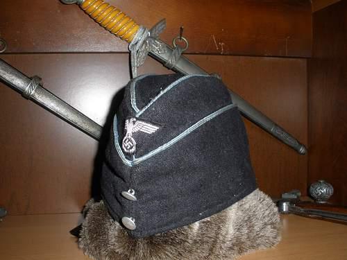 My new Deutsche Arbeitsfront (DAF) cap..