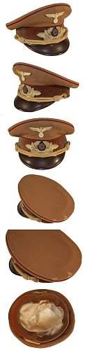 Gauleitung cap piping