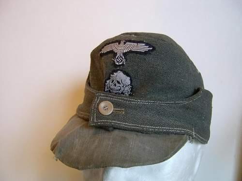 Waffen SS Einheitsfeldmutze