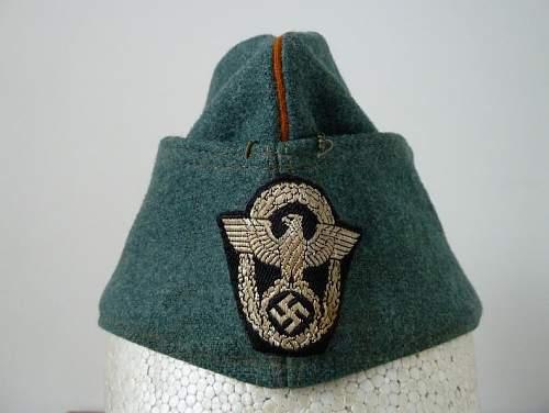 Polizei Gendarmerie M36.