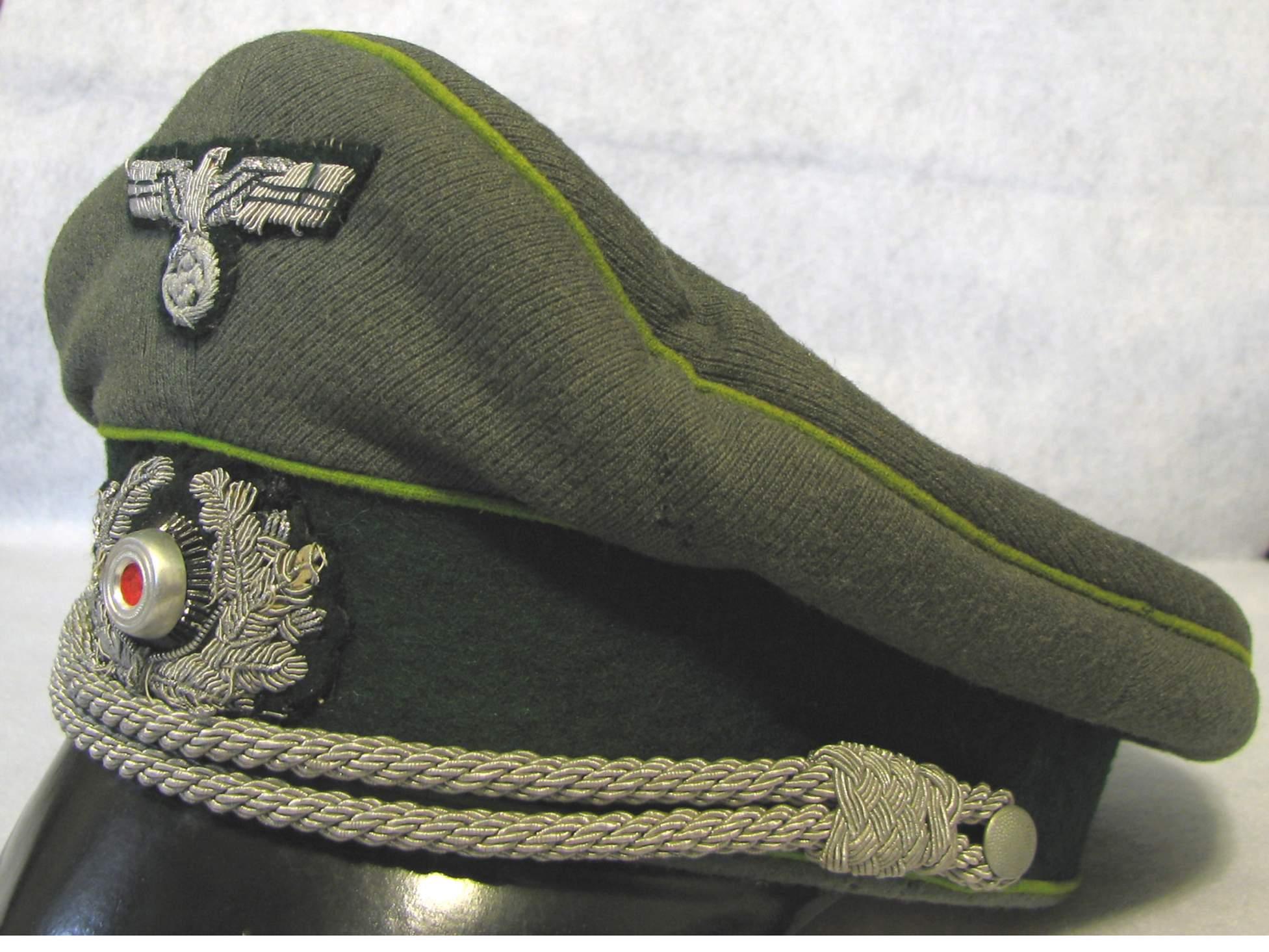 German war officer make order - 2 4