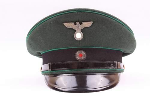 Third Reich Judicial schirmutze