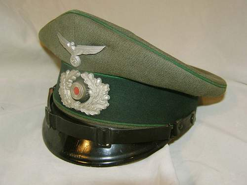 Panzergrenadier em/nco schirmutze... examples?