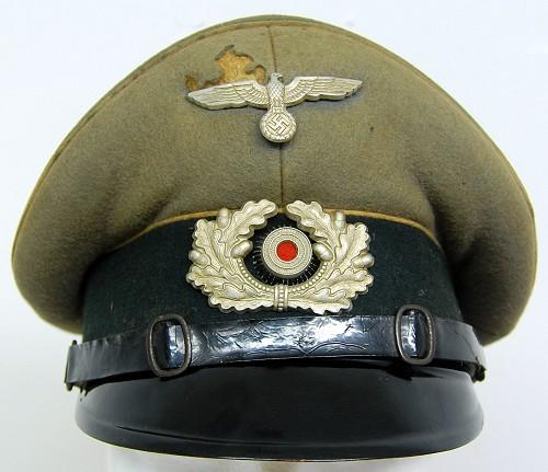 Army Infantry EM Visor