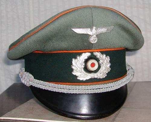 some caps