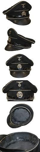 Heer Panzer schirmmutze