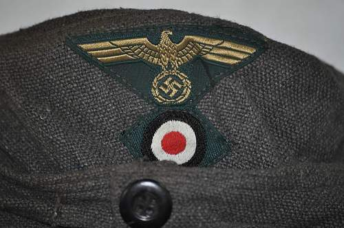 Found Cap, What is it ?