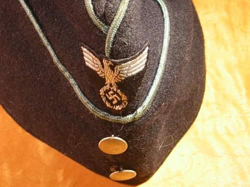 Field cap - please help me identify