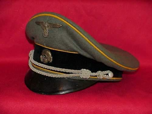 Waffen SS Cavalry schirmutze
