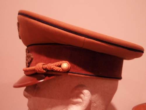 NSDAP Parteigericht Visor Cap
