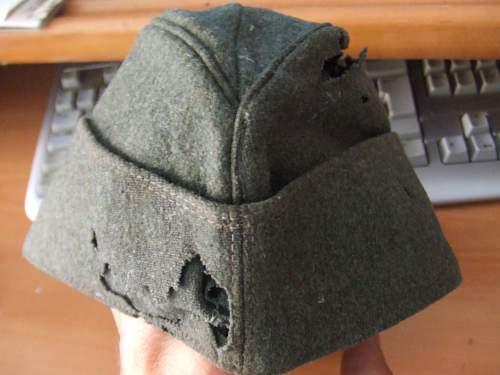 M 40 side cap